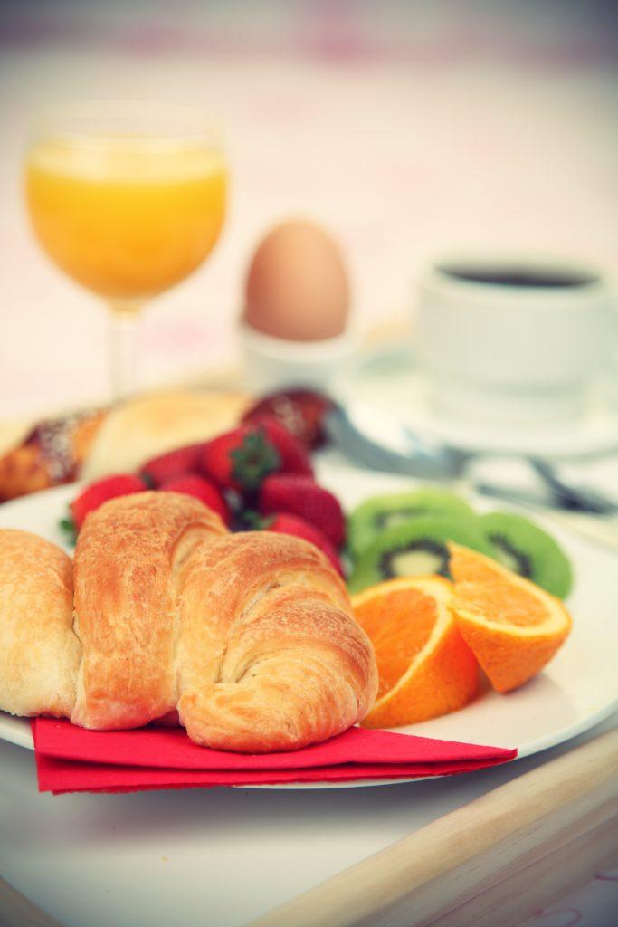 @ Heritage House breakfast